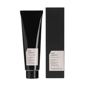 skin regimen cleansing cream