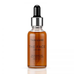 Tan-Luxe the face anti age