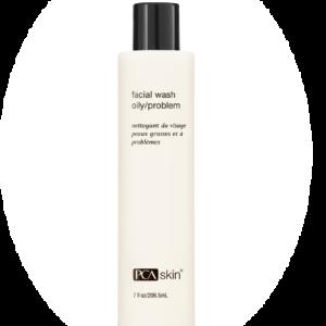Facial Wash Oily Problem PCA skin