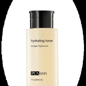 Hydrating toner PCA skin