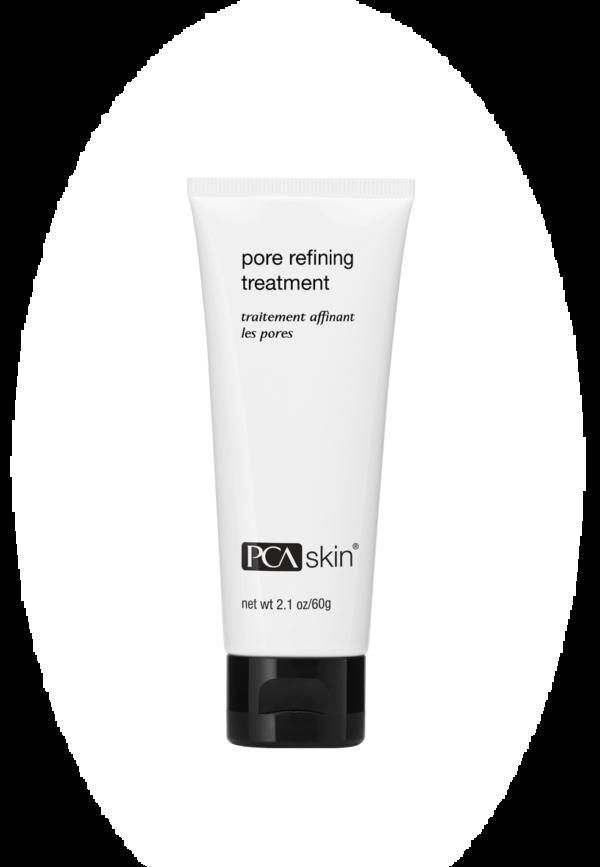 Pore refining treatment PCA skin